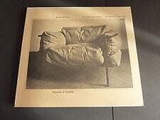 BUCH Le Corbusier - Die Möbel des Jahres 1929 Renato De Fusco