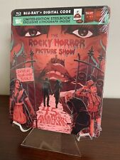 The Rocky Horror Picture Show 45th Anniversary Steelbook (Blu-ray) Sealed