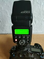 Canon Speedlite 430EX II Hot Shoe Mount Flash for  Canon DSLR