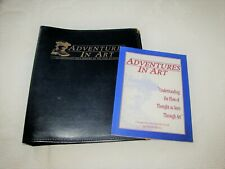 Adventures in Art Cornerstone Curriculum by David Quine Guide & Gallery 1