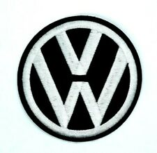 large Volkswagen Logo/ Emblem Embroidered Iron On Patches +1731