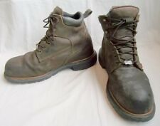 Red Wing Boots Work DynaForce 415 Size 11 Extra Wide Waterproof Oil Resist USA