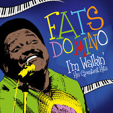 LP Vinyl Fats Domino Im Walkin His Greatest Hits