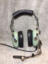 David Clark General Aviation Headset GAR76 with Volume Control