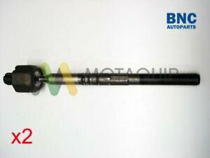 Inner Track Tie Rod End Pair for BMW 5 SERIES from 2001 to 2010 MQ