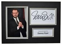 Danny Dyer Signed Autograph A4 photo display Eastenders TV AFTAL COA