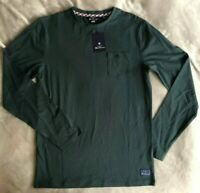 Ben Sherman Long Sleeves T-shirt Brand New Size S and L FATHER'S DAY GIFT