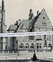 Leipzig - Neu erbaute Superintendentur - um 1905 - L 23-10