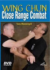 Wing Chun Close Range Combat - Ip Man WC System Tony Massengill