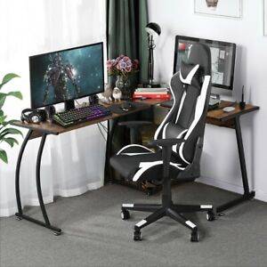 Office Video Game Chairs High-back Computer Chair Executive Swivel Racing Chair