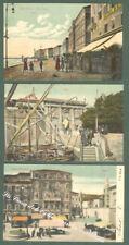 ZARA, Croazia. 3 cartoline d'epoca viaggiate