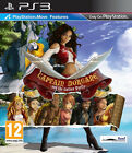 Captain Morgane and the Golden Turtle ~ PS3 (in Great Condition)