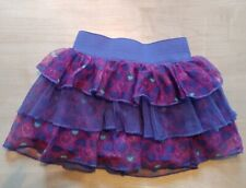 Baby & Toddler Clothing Clothing, Shoes & Accessories Disney Princess Pink Floral Layered Tutu Skirt 4t Pretty Euc