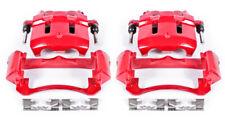 S4790 Powerstop 2-Wheel Set Brake Calipers Front Driver & Passenger Side LH RH