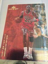 upper deck Michael Jordan MVP 1987 88 first MVP award