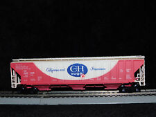 Tyco * C & H Sugar * 54' Center Flow Hopper * Ho Scale Trains *mint*