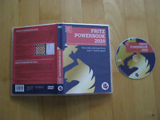Fritz Powerbook 2020 Chessbase The current openings theory with 1,7million games