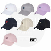BTS BT21 Official Authentic Goods Character Cap By SPAO + Tracking Number