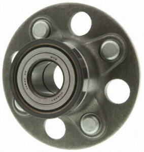 Wheel Bearing and Hub Assembly-FWD Rear CRS Automotive Parts NT512323