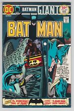 Batman #262 F-VF 7.0 The scarecrow Ernie Chan Art 100 Pages 1975!
