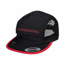 DC Shoes Callout Camper Cap - Black