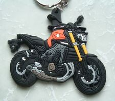 FANTASTIC YAMAHA MT09 MT 09 MTO9 O9 KEYRING RUBBER VERY LIMITED STOCK