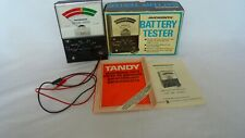 More details for vintage boxed micronta battery tester