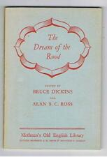 Dickins/Ross - THE DREAM OF THE ROOD - Analysis of 10th Century Old English Poem