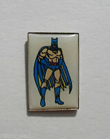 Comic BATMAN Strong Muscles RARE Vintage METAL PIN BADGE Pins DC Comics Film
