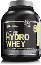 Optimum Nutrition Hydro Whey ON Hydrolysed Whey Protein Isolate 1.6kg Vanilla