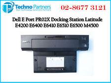 Dell E-Port PR02X PRO2xUSB 3. Docking Station Latitude Precision Port Replicator