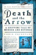Complete Set Series - Lot of 3 Tom Marlowe Adventures books by Chris Priestley