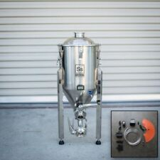 7 gal | Chronical Brewmaster Edition Fermenter with Heating Chilling Package Ss