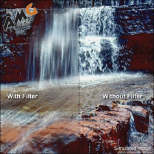 "Tiffen 6.6 x 6.6"" ND Filter  - (0.3/0.6/0.9/1.2/1.5/1.8 or 2.1 available)"
