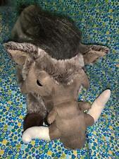 "FAO Schwarz WARTHOG 24"" Plush Stuffed Animal Toy"