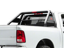 Black Horse for 2015-19 Chevy Colorado/ GMC Canyon Stainless Roll Bar bed rack