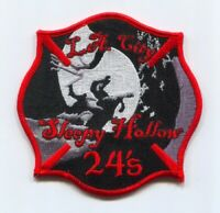 Los Angeles City Fire Department Station 24 Patch California CA