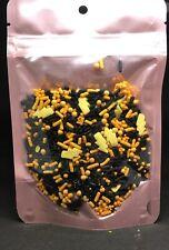 Batman Edible Sprinkles Mixed blended Cupcake Topping Decor