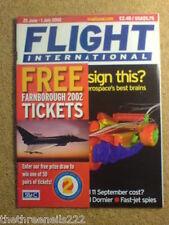 FLIGHT INTERNATIONAL - 25 June 2002 # 4837 vol 161