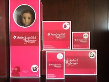 New American Girl Rebecca Doll, Director Set & Outfit,Kittens and PJs