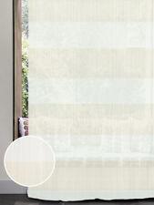 Tenda Illusion misto cotone bianco e beige (col.1)