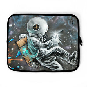 Space Graffiti Laptop Sleeve, laptop case, Device Case iPad, HP, ACER & more