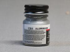 TESTORS PAINT MODEL MASTER ALUMINIUM ENAMEL 1/2oz 14.7ml plastic model car 1781