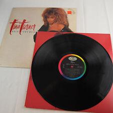 1986 Tina Turner - Break Every Rule LP Record PJ 12530 - Capitol Records - Promo