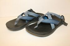 CHACO ~ Men's Size 12 M ~ Blue Adjustable Strap Sport Sandals