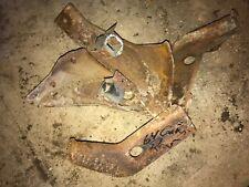 1964 Ford Galaxie rear bumper brackets
