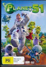 Planet 51 DVD DVD R4