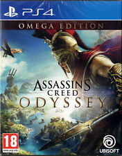 ASSASSIN'S CREED ODYSSEY OMEGA EDITION,PLAYSTATION,PS4,Italiano,Nuovo,SIGILLATO