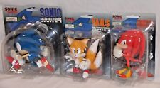 SEGA SONIC HEDGEHOG Japanese Series 1 TAILS KNUCKLES Collectible Action Figures