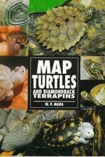 Map Turtles, Diamond Back Terra Herpetology series